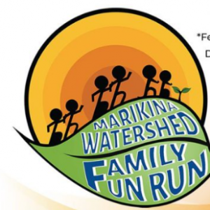 Marikina Watershed Family Fun Run 2018