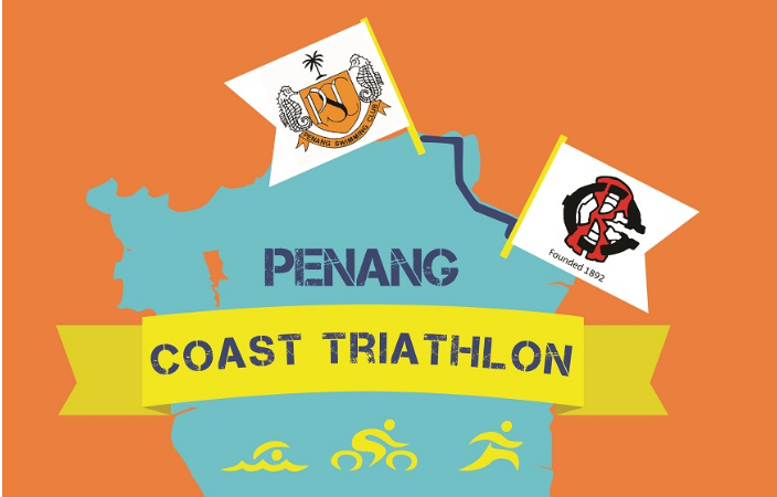 Penang Coast Triathlon 2018