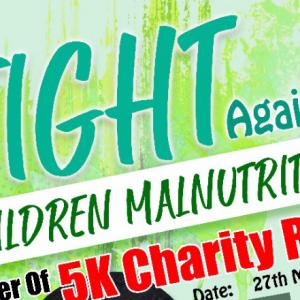 Power Of 5K Charity Fun Run 2018