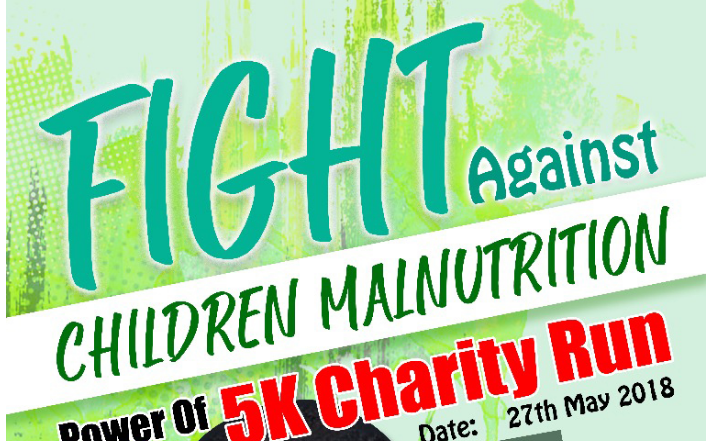 Power Of 5K Charity Fun Run 2018