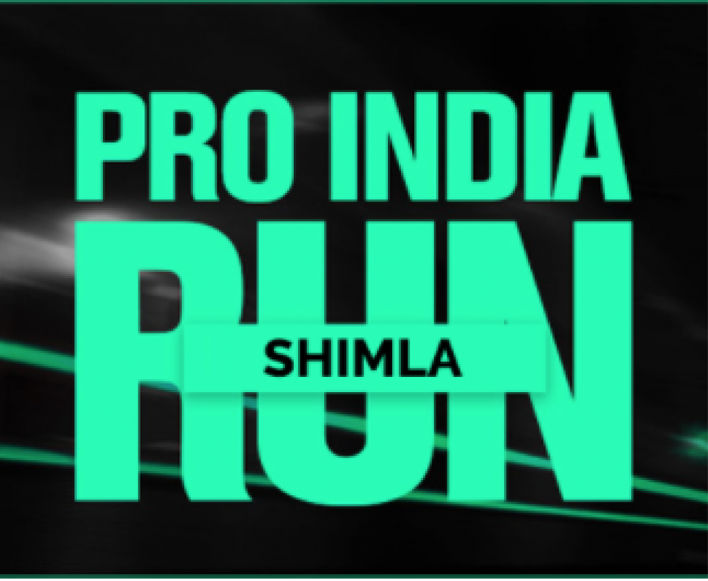Pro India Run 10K Challenge – Shimla 2018