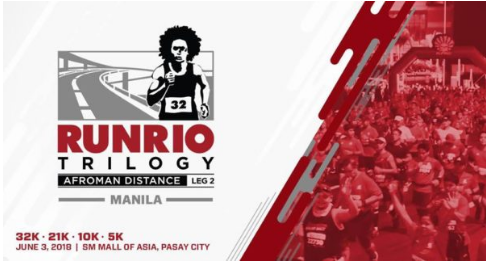 Runrio Trilogy 2018 Manila Leg 2