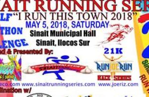 Sinait Running Series 2 2018