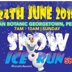 Snow Ice Run – Penang 2018
