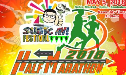 Subic-Ay! Half Marathon 2018
