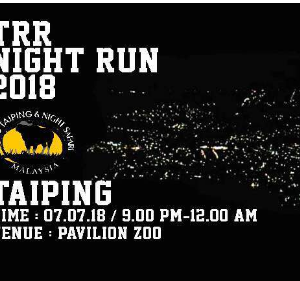 TRR Night Run 2018