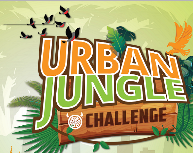 Urban Jungle Challenge 2018