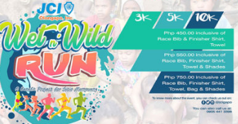 JCI Run: Wet and Wild 2018