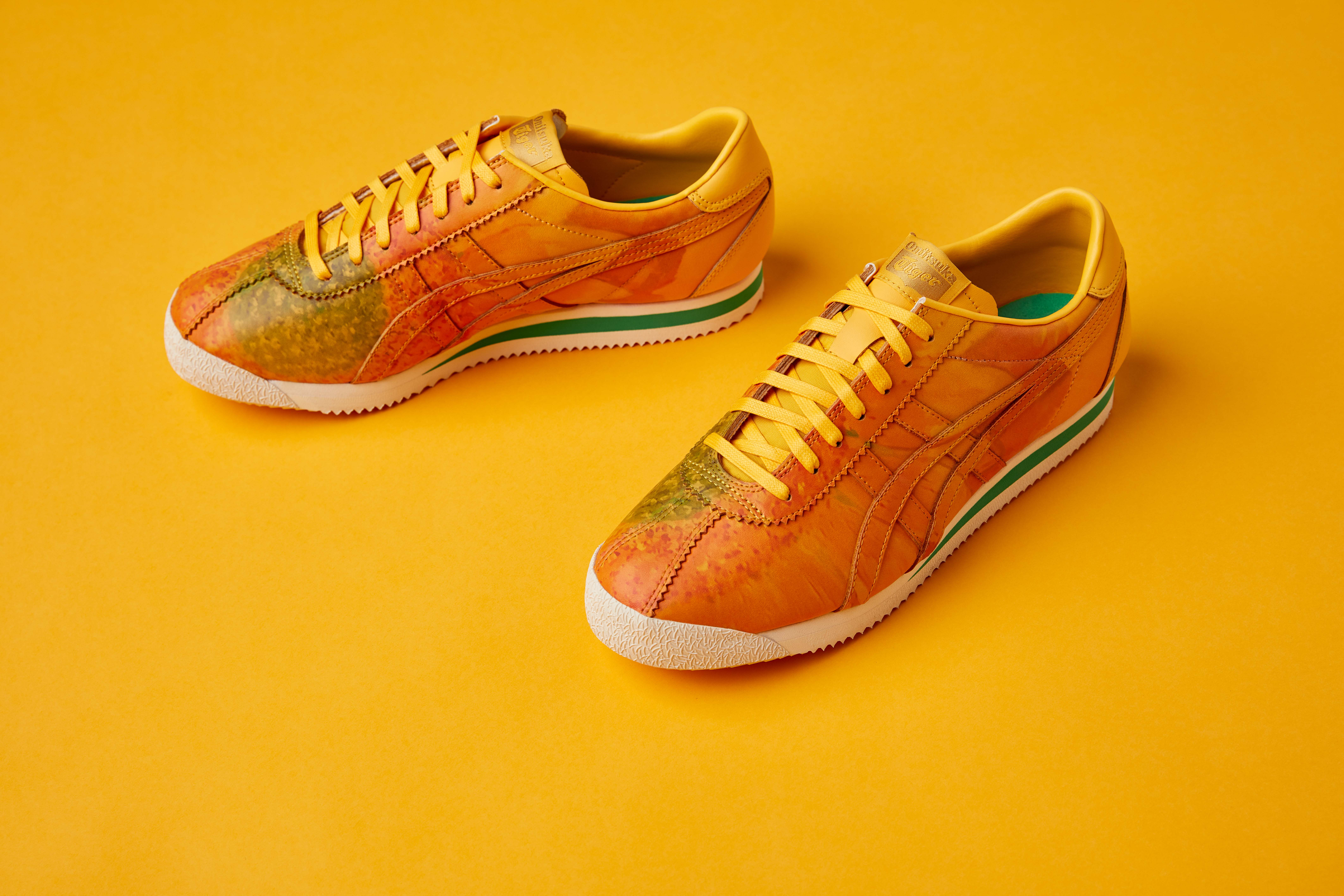 huge selection of bd333 04b31 ASICS Launches Limited-Edition Products To Mark Founder's ...