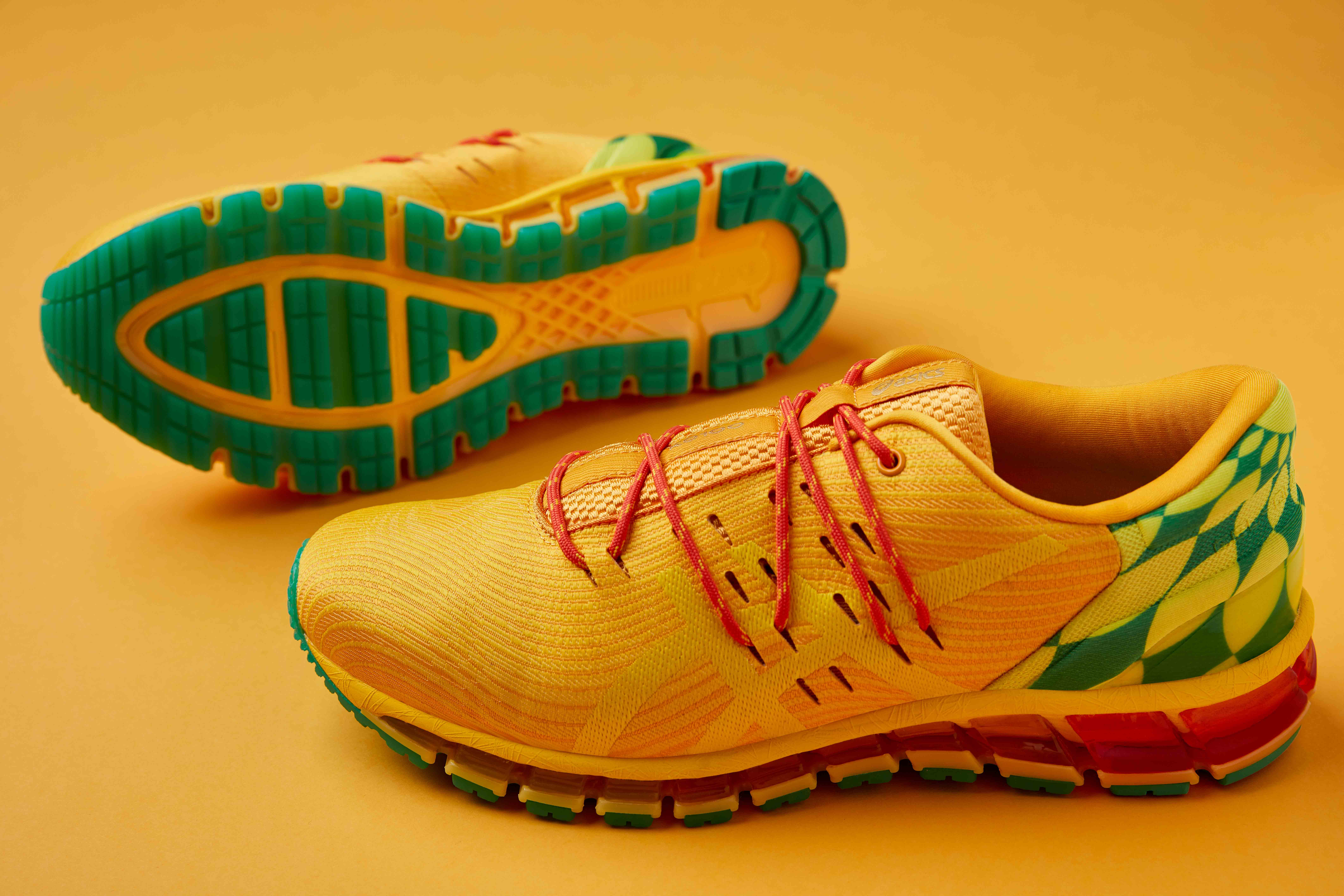 huge selection of 20c4b a8ab5 ASICS Launches Limited-Edition Products To Mark Founder's ...