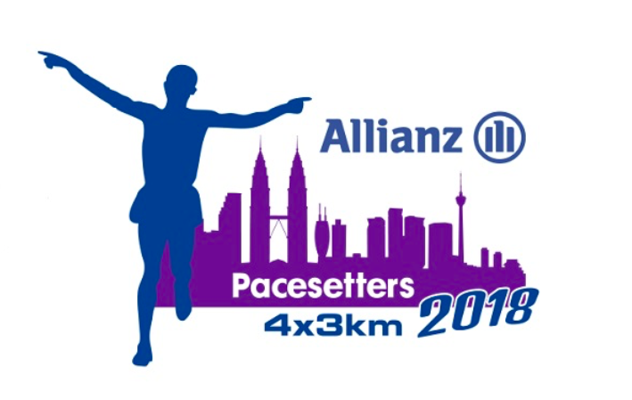 Allianz Pacesetter 4 x 3 km 2018