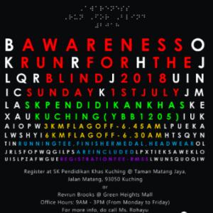 Awareness Run For The Blind 2018