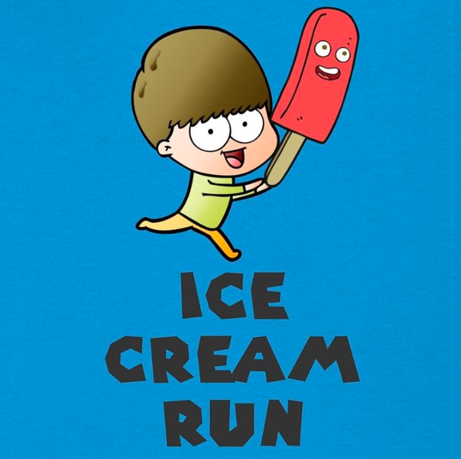 Ice Cream Run Singapore 2018