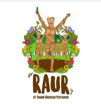 Rimba Alam Ultra Relay 2018 (RAUR)
