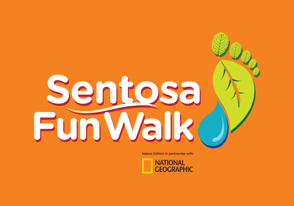 Sentosa Fun Walk – Nature Edition in Partnership with National Geographic