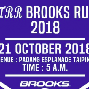 TRR Brooks Run 2018