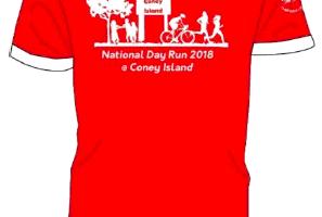 National Day Run @ Coney Island 2018