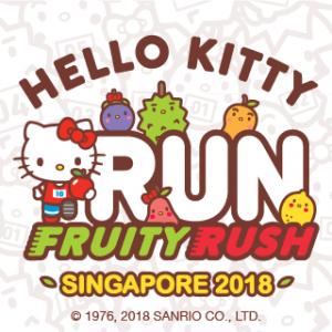 Hello Kitty Run Singapore 2018