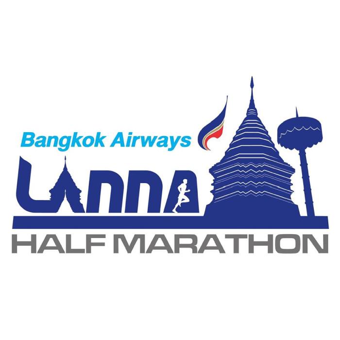 Lanna Half Marathon 2018