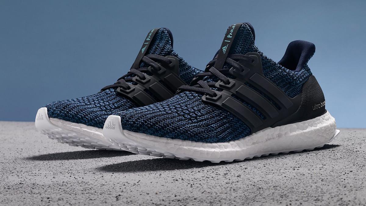 Adidas Unveils Ultraboost Parley Deep Ocean Blue | JustRunLah!