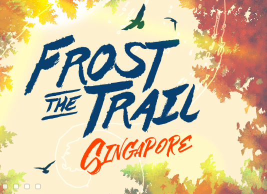 Frost The Trail Singapore 2018