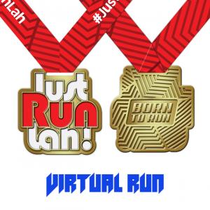 JustRunLah! Virtual Run – June 2018