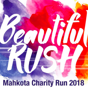 Mahkota Charity Run 2018 – Beautiful Rush