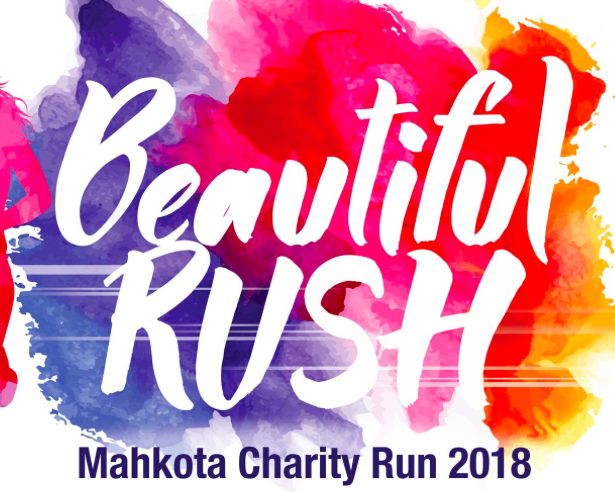 Mahkota Charity Run 2018 – Beautiful Rush