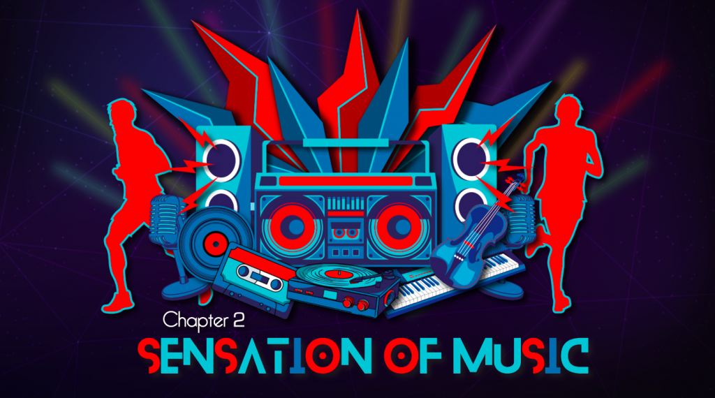 Quadtro Run Chapter 2 – Sensation of Music