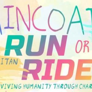 Raincoat Run or Ride 3.0 2018