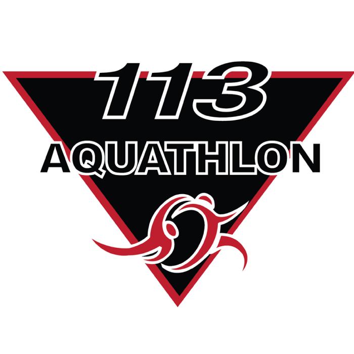113 Aquathlon Singapore 2018
