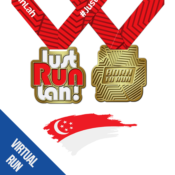 JustRunLah! Singapore Virtual Run 2018