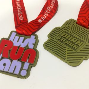 JustRunLah! Singapore Virtual Run 2018