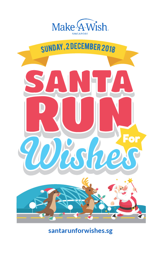 Santa Run for Wishes 2018