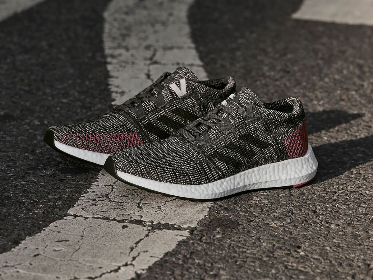 Adidas Running Launches Brand New PureBOOST GO, Created