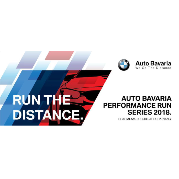 Auto Bavaria Performance Run Series 2018 (Johor Bahru)