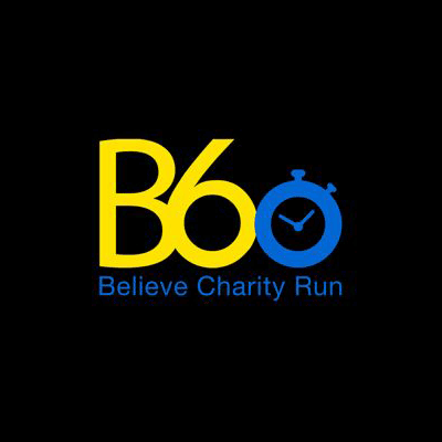 B60 Believe Charity Run 2018