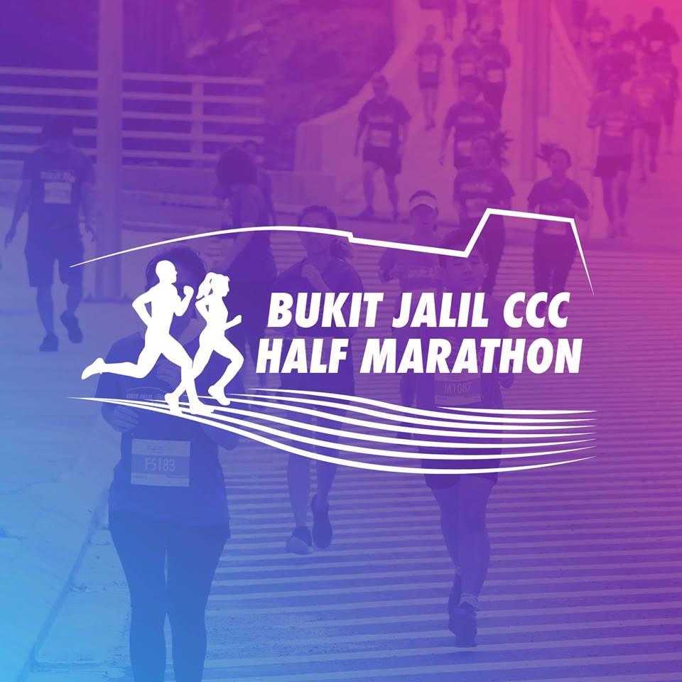 Bukit Jalil CCC Half Marathon 2018