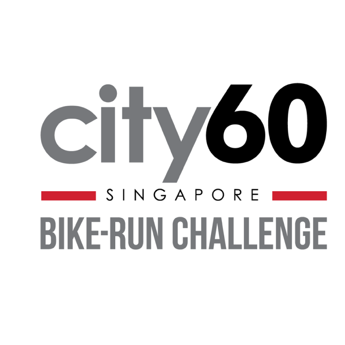 City 60 Bike Run Challenge 2018