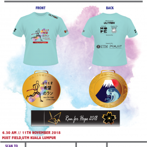 Run For Hope 2018 UTM KL