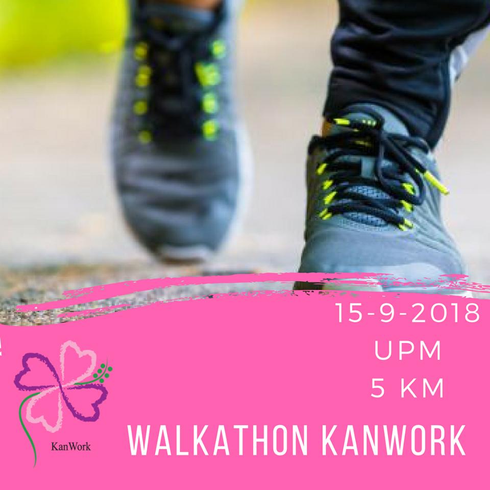 Walkathon Amal KanWork 3 2018