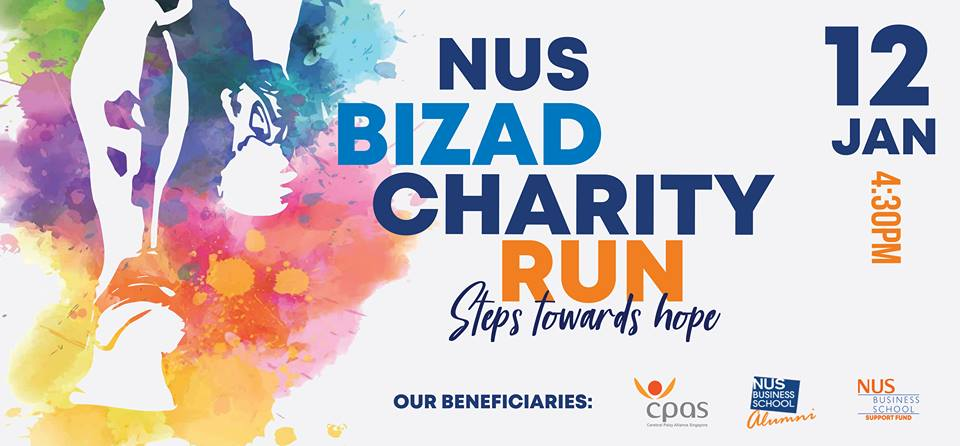 Bizad Charity Run 2019