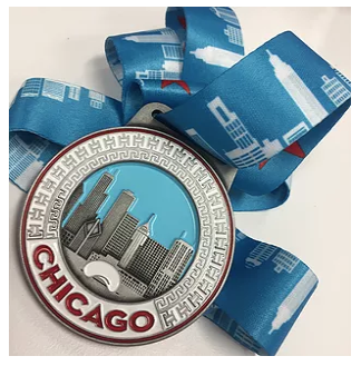Logo of Chicago 2018