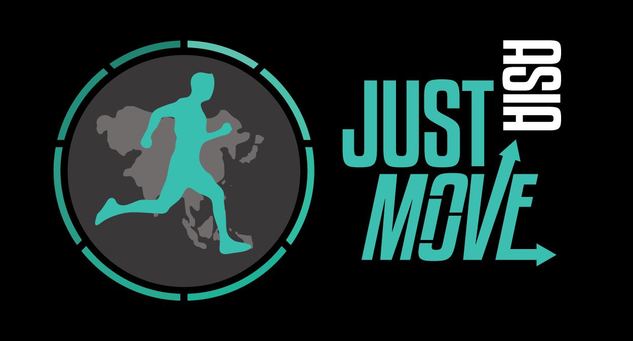 Logo of JustMove Asia 2018