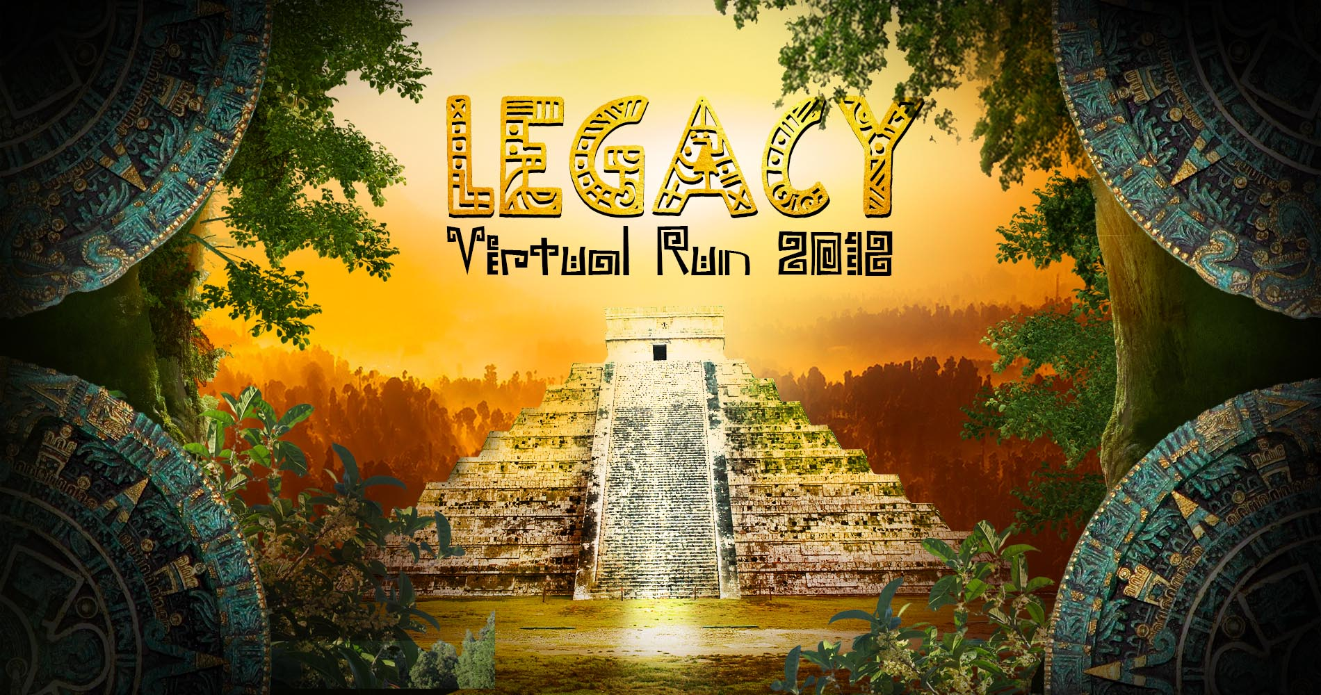 Logo of Legacy Virtual Run 2018