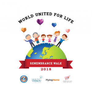 World United For Life – Remembrance Walk 2018
