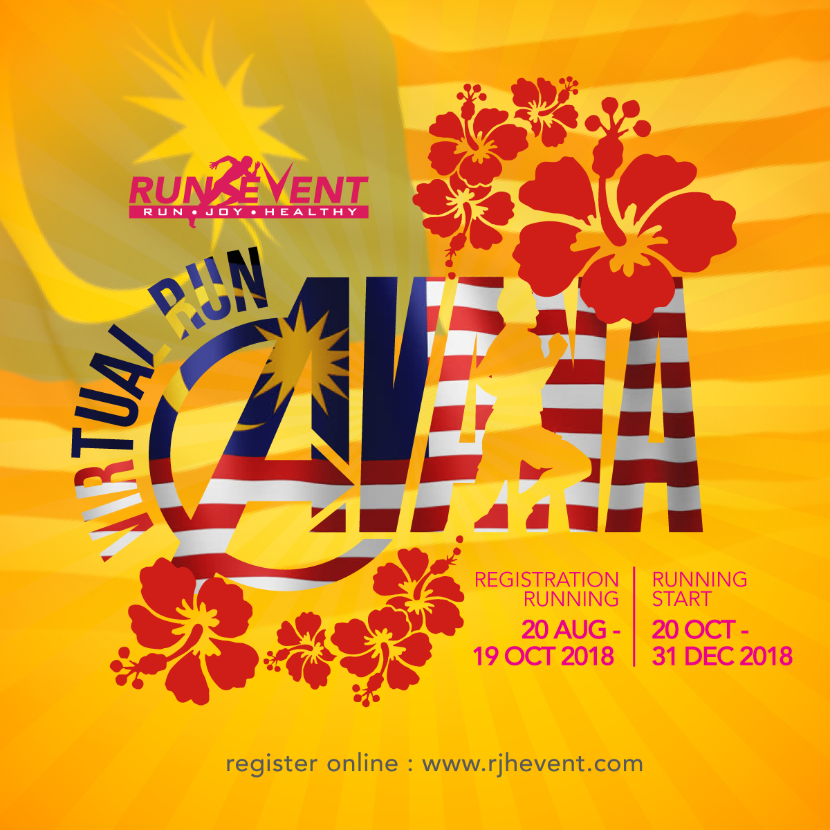 Logo of Virtual Avana Run 2018