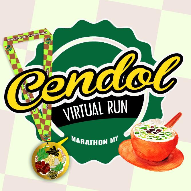 Logo of Chendol Virtual Run 2019