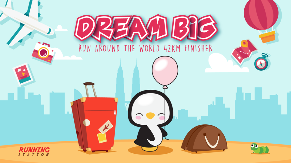 Logo of Dream Big 2018