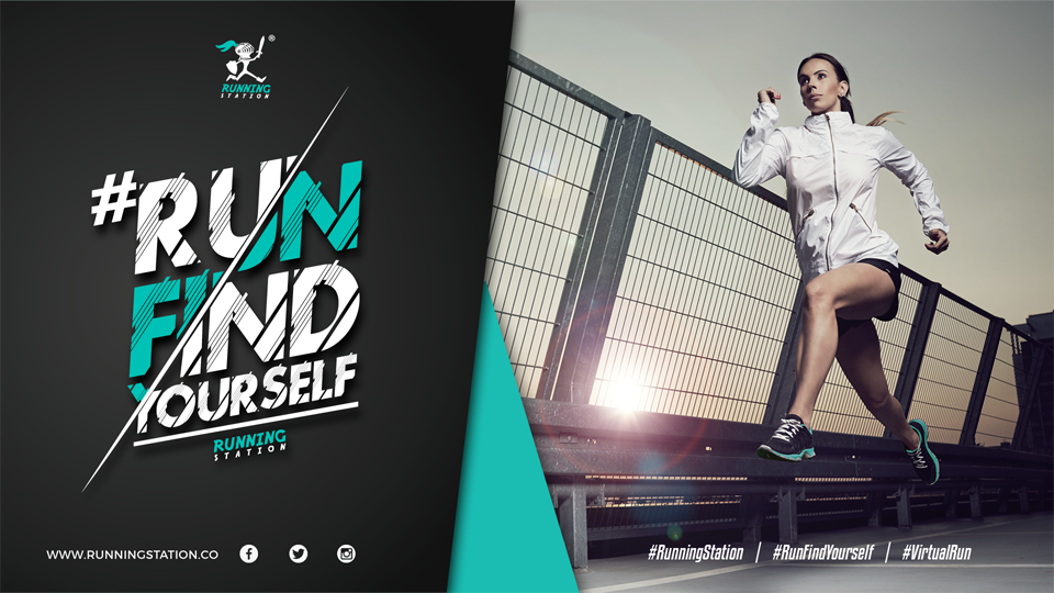 Logo of Run Find Yourself 2018